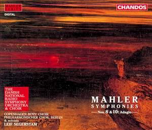 Mahler: Symphonies Nos. 8 & 10