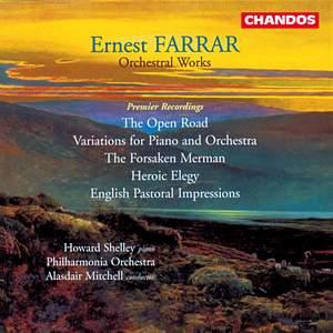 Farrar: Orchestral Works
