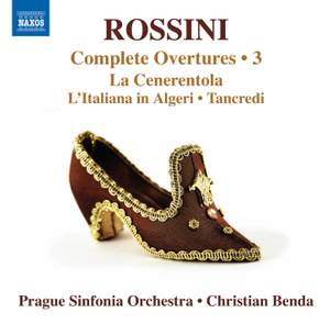 Rossini: Complete Overtures, Vol. 3 Product Image