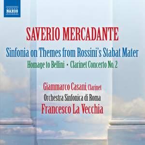 Mercadante: Gran Sinfonia sopra motivi dello Stabat Mater del celebre Rossini