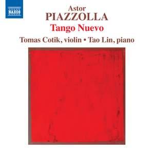 Piazzólla: Tango Nuevo