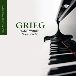 Grieg - Piano Works