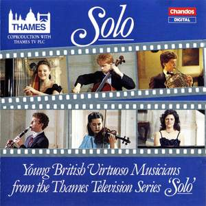Young British Virtuoso Musicians from the Thames Television Series 'Solo'