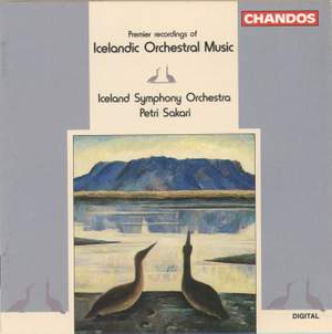 Premier Recordings of Icelandic Orchestral Music