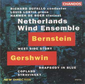 Bernstein & Gershwin: Arrangements for Wind Ensemble