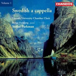 Swedish a cappella, Vol. 1
