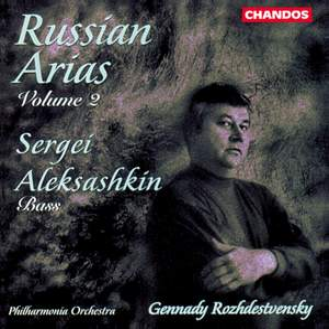 Russian Arias, Vol. 2