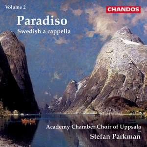 Swedish a cappella, Vol. 2: Paradiso