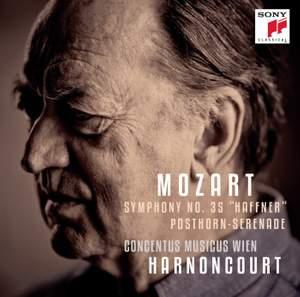 Nikolaus Harnoncourt conducts Mozart