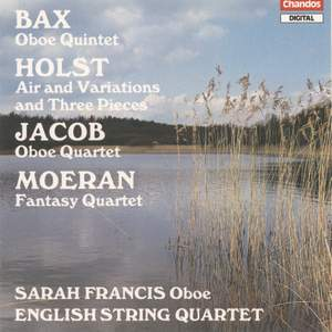 English Music for Oboe & String Quartet