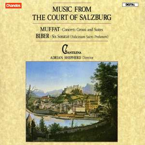 Muffat & Von Beiber: Music from the Court of Salzburg
