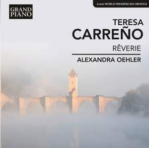 Carreño: Rêverie & Selected Music for Piano Product Image