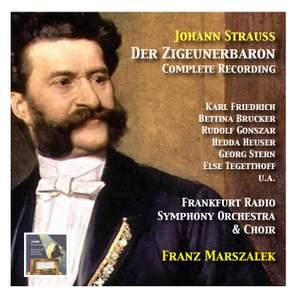 Strauss, J, II: Der Zigeunerbaron