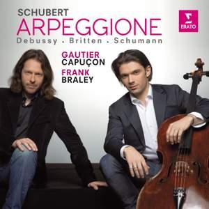 Schubert: Arpeggione
