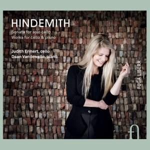 Hindemith: Sonata for solo cello, Works for cello and piano