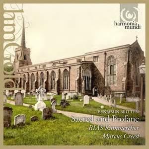 Britten: Sacred & Profane