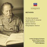 Beethoven: Symphonies Nos. 1 - 9