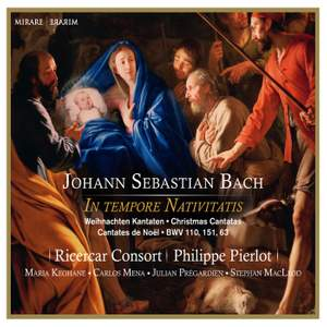 JS Bach: In Tempore Nativitatis Product Image