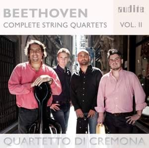 Beethoven: Complete String Quartets Volume 2 Product Image