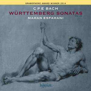 CPE Bach: Württemberg Sonatas Product Image