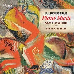 Julius Isserlis: Piano Music Product Image