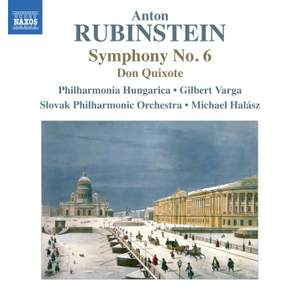 Rubinstein: Symphony No. 6 & Don Quixote Product Image