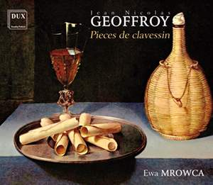 Geoffroy: Pieces de clavessin Product Image