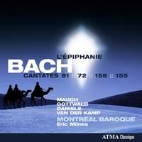 JS Bach: Cantatas BWV 72, 81, 155 & 156