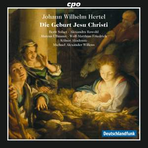 Hertel, J W: Die Geburt Jesu Christi