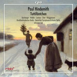 Hindemith: Tuttifäntchen: Christmas Fairy Tale