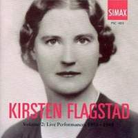 Kirsten Flagstad Volume 2: The Early Recordings 1935-1948