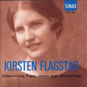 Kirsten Flagstad Volume 4: Songs