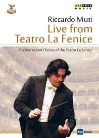 Riccardo Muti Live from Teatro La Fenice