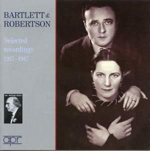 Bartlett & Robertson: Selected recordings 1927-1947