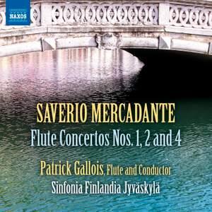 Mercadante: Flute Concertos Nos. 1, 2 & 4 Product Image