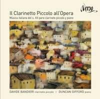 Il Clarinetto Piccolo all'Opera