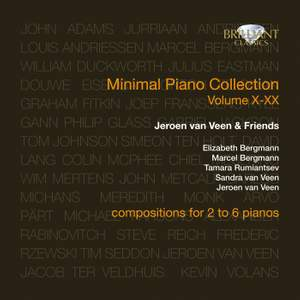 Minimal Piano Collection, Vol. X-XX Product Image