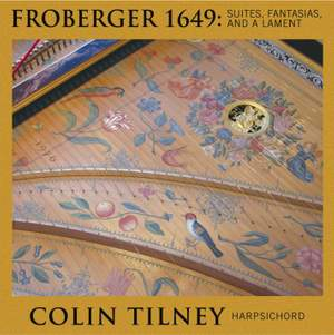 Froberger: Works for Harpsichord Product Image