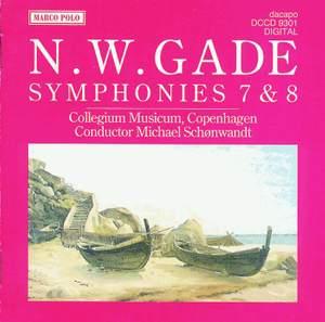 Gade - Symphonies Nos. 7 & 8