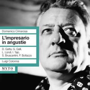 Cimarosa: L'Impresario in Angustie