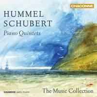 Hummel & Schubert: Piano Quintets