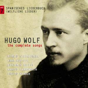 Hugo Wolf: The Complete Songs Volume 7