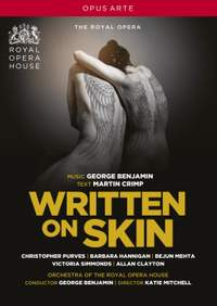 Benjamin, G: Written on Skin