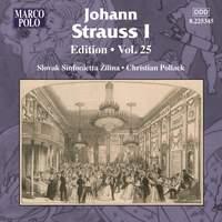 Johann Strauss I Edition, Volume 25