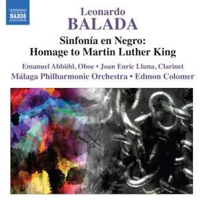Balada: Sinfonía en Negro - Homage to Martin Luther King