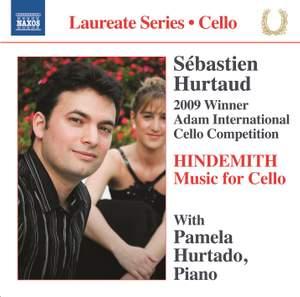 Cello Recital: Sébastien Hurtaud
