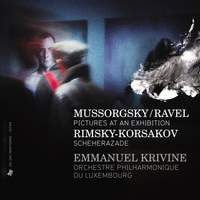 Mussorgsky's *Pictures at an Exhibition*, orchestrated by Ravel