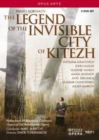 Rimsky Korsakov: The Legend of the Invisible City of Kitezh and the Maiden Fevronia