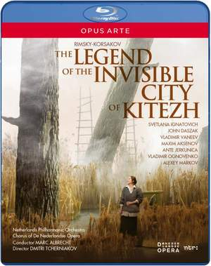 Rimsky Korsakov: The Legend of the Invisible City of Kitezh and the Maiden Fevronia Product Image