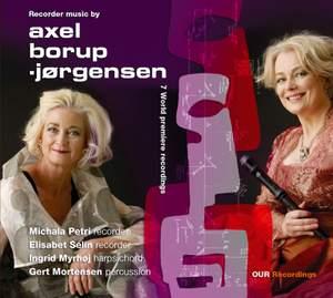 Axel Borup Jørgensen: Recorder Music Product Image